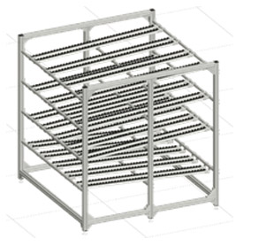 GoTo Solutions - Flow Rack