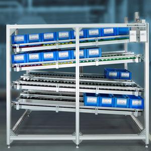 XLean Flow Rack