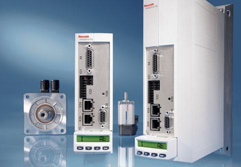 Upgrade to Bosch Rexroth drives