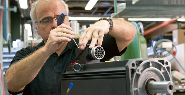 Service for Bosch Rexroth Indramat Products